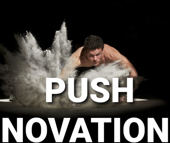 PUSHNOVATION: a 2021 way to desired results